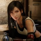 Tifa Final Fantasy VII Remake