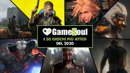 I 50 giochi più attesi del 2020
