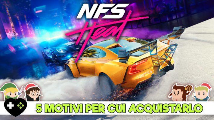 Need for Speed Heat – 5 motivi per cui vale la pena acquistarlo