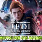 Star Wars Jedi: Fallen Order – 5 motivi per cui vale la pena acquistarlo
