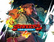 Streets of Rage 4, il ritorno di Adam Hunter nel nuovo trailer