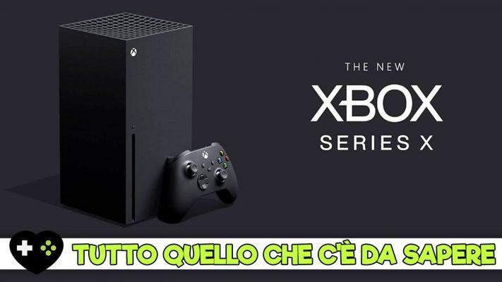 Xbox Series X – Tutto quello che c'è da sapere