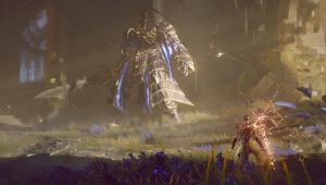 Babylon's Fall gameplay