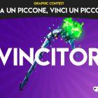 """Graphic Contest """"Crea un Piccone, Vinci un Piccone"""": i Vincitori!"""