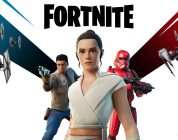 Fortnite, la registrazione dell'evento di Star Wars Ep. IX con una clip inedita