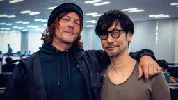 Hideo Kojima inizia i lavori sul prossimo gioco dopo Death Stranding