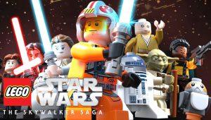 LEGO Star Wars: La Saga di Skywalker, un trailer ripercorre i 9 film