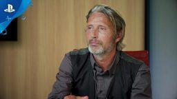 Death Stranding, Kojima e Mads Mikkelsen parlano della creazione di Cliff