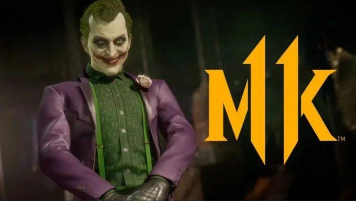 Mortal Kombat 11, Joker ha un design rinnovato nell'ultimo trailer