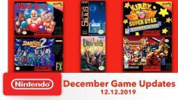 Nintendo Switch Online, annunciati i giochi gratuiti di dicembre per NES e SNES