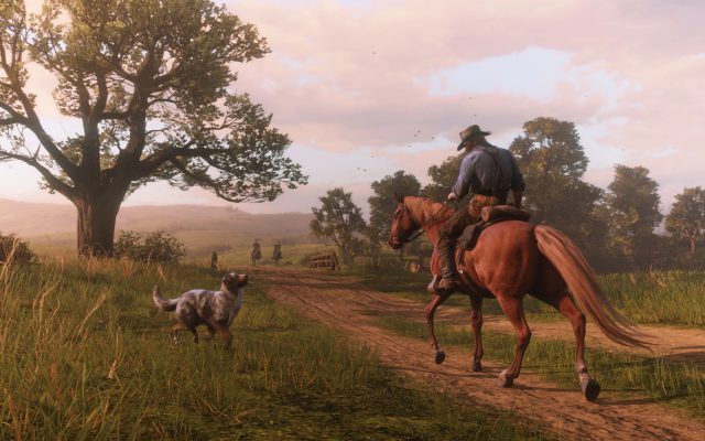 Red Dead Redemption 2, i contenuti extra della versione PC arrivano su PS4 e Xbox One