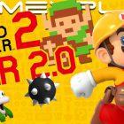 Super Mario Maker 2, Link giocabile e tante novità nel prossimo update