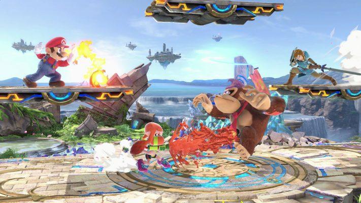 Super Smash Bros. UItimate è il gioco più venduto del decennio in Giappone su console