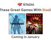 Google Stadia Pro, disponibili i giochi gratuiti di gennaio 2020
