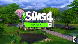 Sims 4: Tiny Living