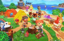 Animal Crossing: New Horizons celebra il 2020 con un nuovo trailer
