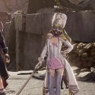 Code Vein, disponibile il primo DLC Hellfire Knight, trailer