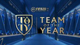 FIFA 20, un video mostra il Team of the Year scelto dai fan