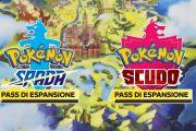 Pokémon Spada e Scudo pass espansione