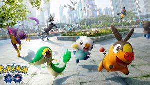Pokémon GO, in arrivo nuovi Pokémon della Quinta Generazione di Unima