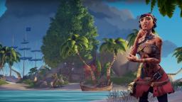 Sea of Thieves, un trailer mostra l'update Legends of the Sea