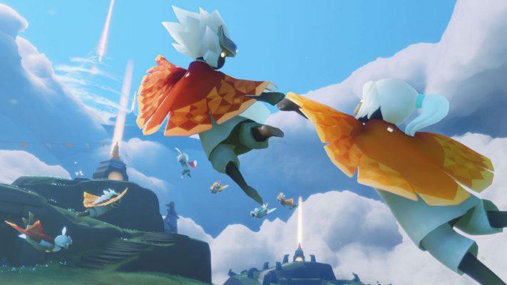Sky: Children of the Light arriva su PS4 e Switch