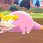 Slowpoke Galar Pokémon Spada e scudo