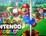 Un video mostra il parco giochi Super Nintendo World