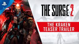 "The Surge 2, trailer e data per il DLC ""Kraken"" e Premium Edition"
