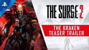 """The Surge 2, trailer e data per il DLC """"Kraken"""" e Premium Edition"""