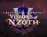 World of Warcraft, il trailer di lancio dell'aggiornamento Visioni di N'Zoth