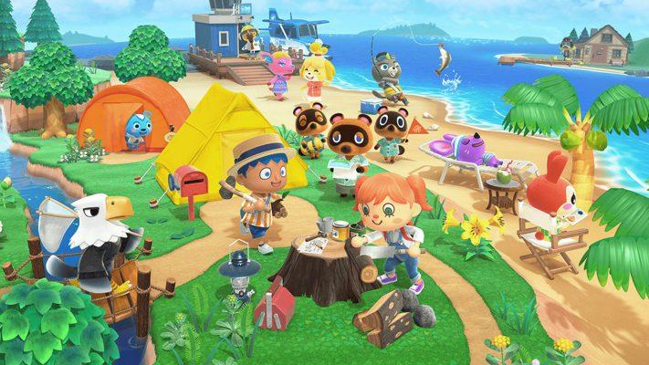 "Animal Crossing: New Horizons presenta ""Una nuova vita isolana!"""