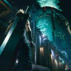 Final Fantasy VII Remake si mostra in una nuova key art