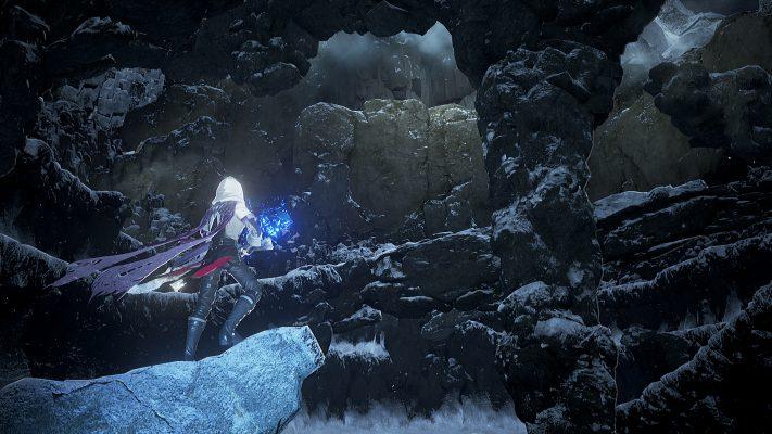 Code Vein: disponibile il DLC Frozen Empress