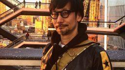 Hideo Kojima ha ricevuto il BAFTA Fellowship