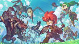 Little Town Hero: il GdR dai creatori di Pokémon debutta su PS4 a giugno
