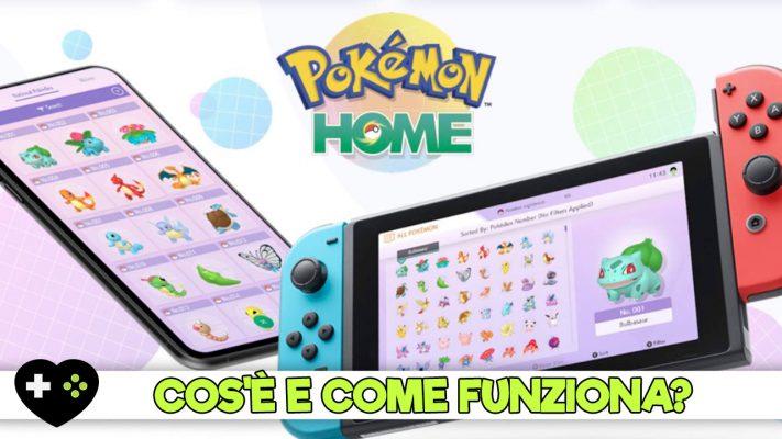 Pokémon Home – Cos'è e come funziona l'app che unifica il Pokédex