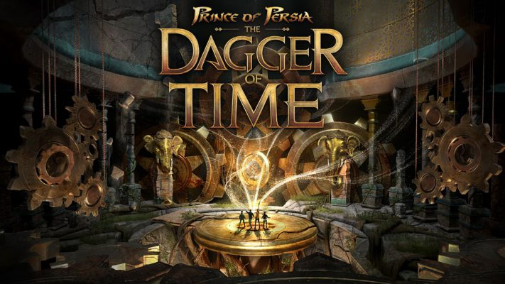 Prince of Persia: The Dagger of Time è la nuova escape room VR di Ubisoft