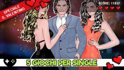 San Valentino e videogiochi: 5 titoli per single