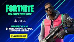 Fortnite Celebration Cup