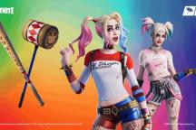 Fortnite Harley Quinn