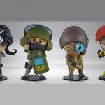 Rainbow Six Siege Collectibles