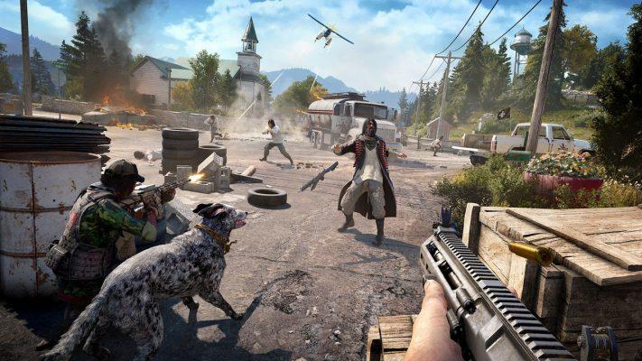 Ubisoft Far Cry