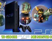 10 giochi PS2 che resteranno per sempre nei nostri cuori