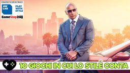 10 giochi in cui lo stile conta #PlayWithStyle