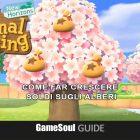 Animal Crossing: New Horizons – Come far crescere soldi sugli Alberi