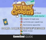 Animal Crossing: New Horizons – Come espandere l'inventario