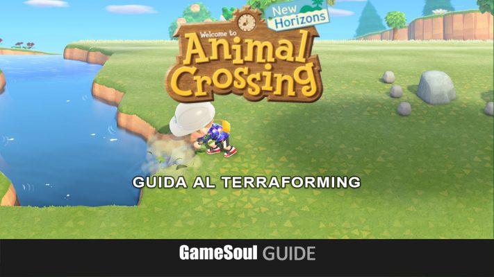 Animal Crossing: New Horizons – Come sbloccare il Terraforming