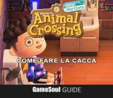 Animal Crossing: New Horizons – Come fare la cacca
