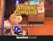 Animal Crossing: New Horizons – Come fare la cacca
